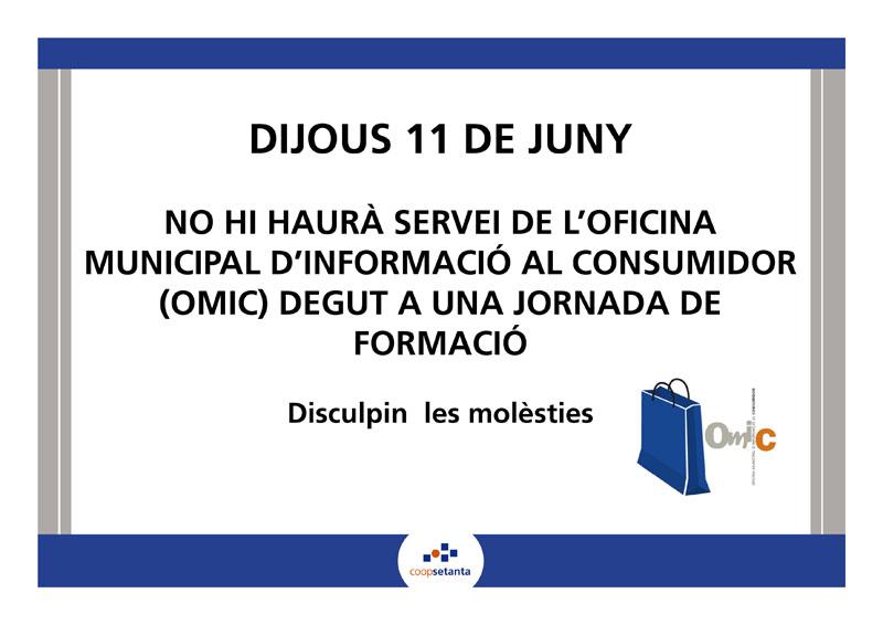 Omic_no_servei_dijous11JUNY